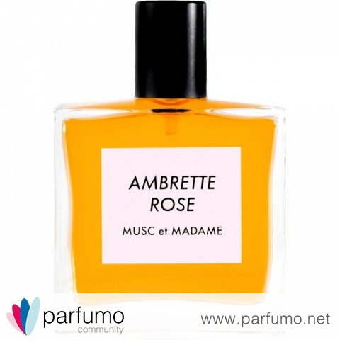 Ambrette Rose by Musc et Madame