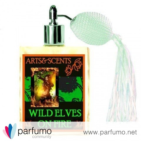 Wild Elves On Fire by Arts&Scents