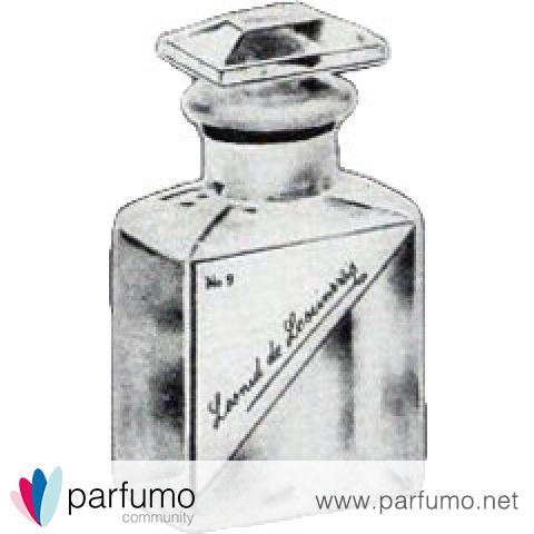 Parfum No. 9 by Leonid de Lescinskis