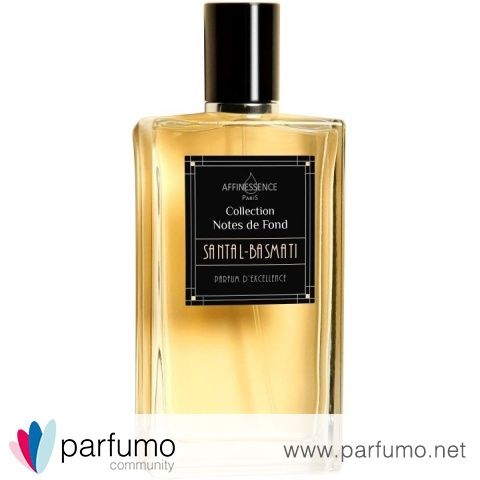 Notes de Fond - Santal-Basmati by Affinessence