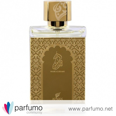 Noor Al Shams Gold by Afnan Perfumes