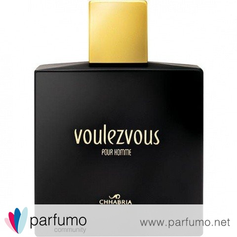 Voulezvous pour Homme by Chhabria / Fund Grube