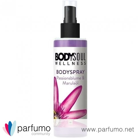 Bodyspray Passionsblume & Marulaöl by Body & Soul Wellness