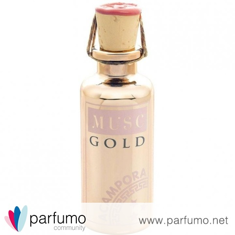 Musc Gold (Perfume Oil) by Bruno Acampora