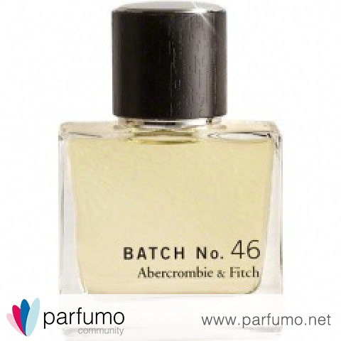 Batch No. 46 by Abercrombie & Fitch