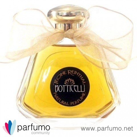 Botticelli by Teone Reinthal Natural Perfume