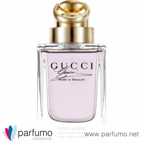 gucci made to measure after shave duftbeschreibung. Black Bedroom Furniture Sets. Home Design Ideas
