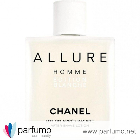 chanel allure homme dition blanche lotion apr s rasage. Black Bedroom Furniture Sets. Home Design Ideas