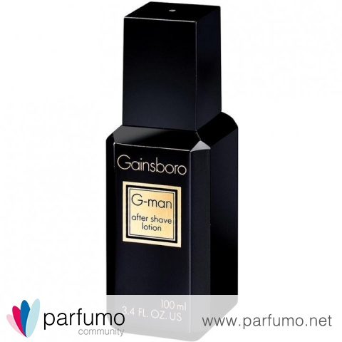G-man (After Shave Lotion) von Gainsboro / Gainsborough