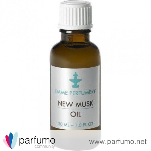 New Musk (Oil) by Dame Perfumery Scottsdale