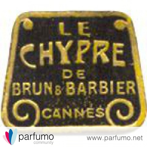 Le Chypre by F. Brun & Barbier