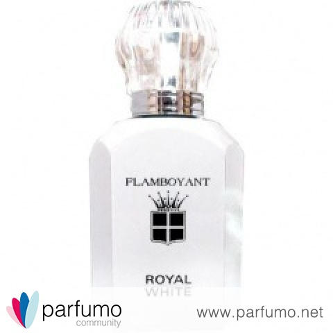 Royal White by Flamboyant