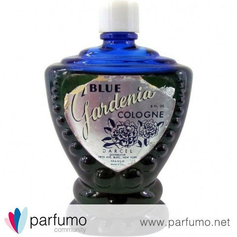 Blue Gardenia by Darcel