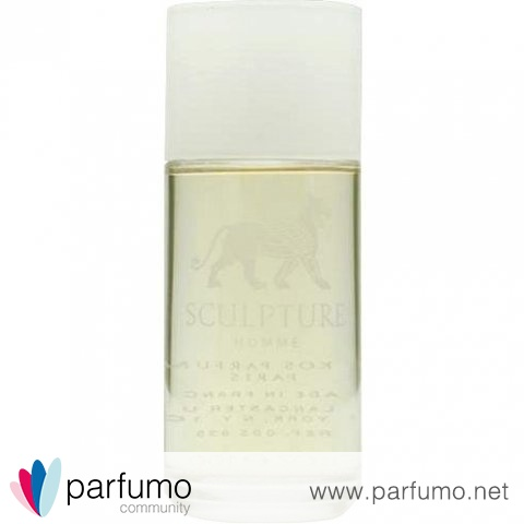 Sculpture Homme (After Shave Lotion) by Nikos