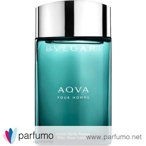 Aqva pour Homme Marine (After Shave Lotion) by Bvlgari