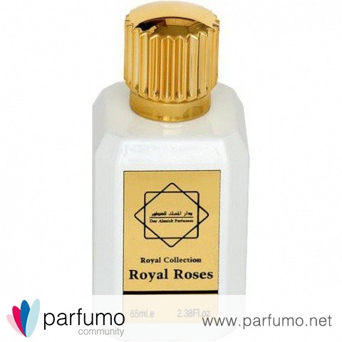 Royal Roses by Dar Almisk Perfumes