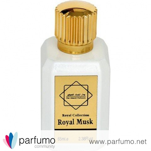 Royal Musk by Dar Almisk Perfumes
