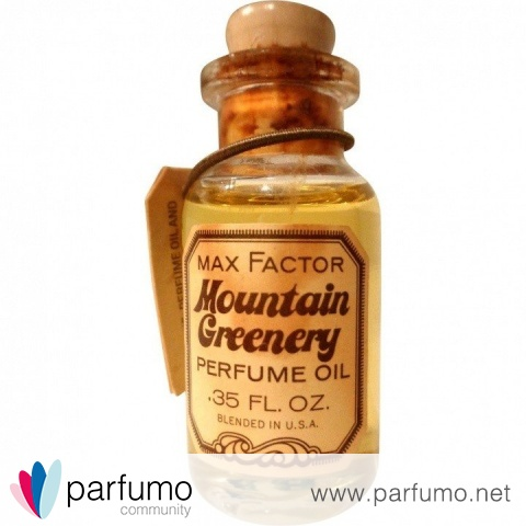 Aromatic Body Potion - Mountain Greenery by Max Factor