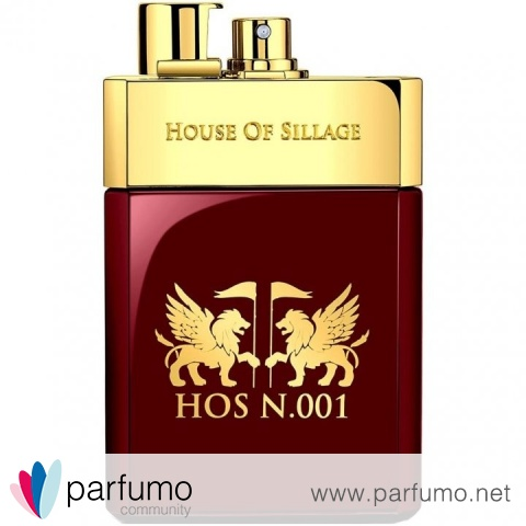 HoS N.001 by House of Sillage