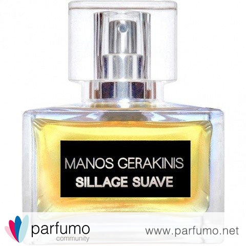 Sillage Suave (2015) by Manos Gerakinis
