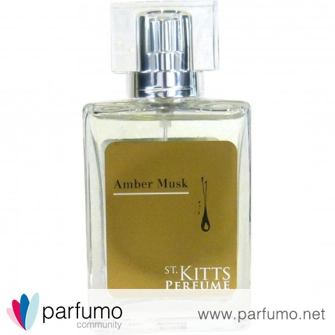 Amber Musk by St. Kitts Herbery