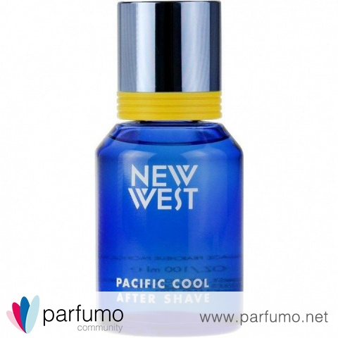 New West for Him (Pacific Cool After Shave) by Aramis