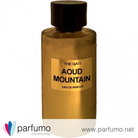 Aoud Mountain by The Gate
