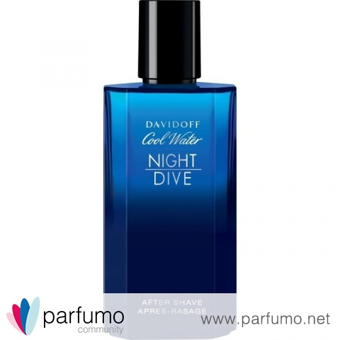 Cool Water Night Dive (After Shave) von Davidoff