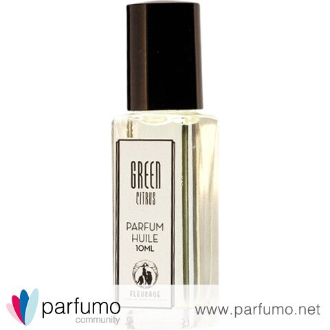 Green Citrus by Fleurage Perfume Atelier
