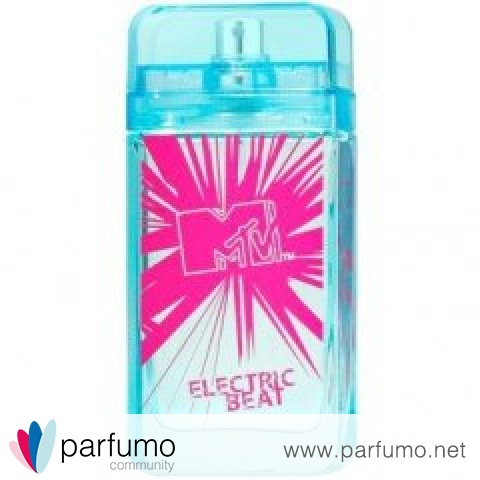 Electric Beat by MTV Perfumes