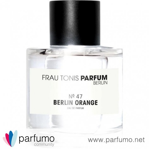 № 47 Berlin Orange by Frau Tonis Parfum
