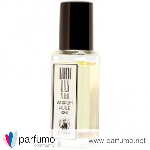 White Lily Floral by Fleurage Perfume Atelier