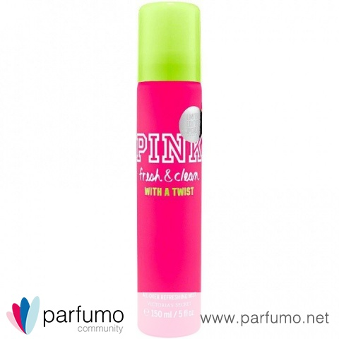 Pink - Fresh & Clean with a Twist by Victoria's Secret