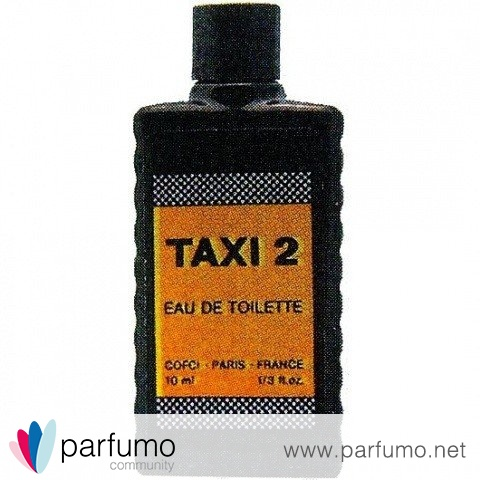 Taxi 2 by Cofinluxe / Cofci
