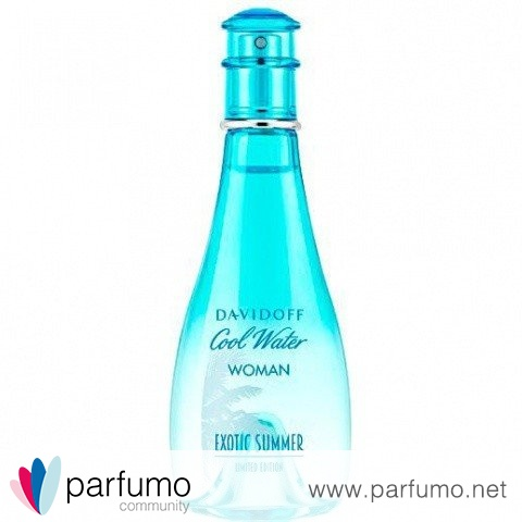 Cool Water Woman Exotic Summer by Davidoff