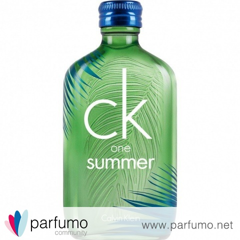 CK One Summer 2016 by Calvin Klein