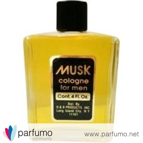 Musk - Cologne for Men von D & B Products / D&B Products