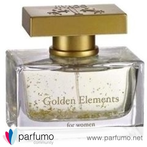 Golden Elements for Women by Jivago