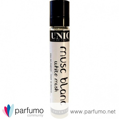 Collection Originale - Musc Blanc / White Musk by Unic