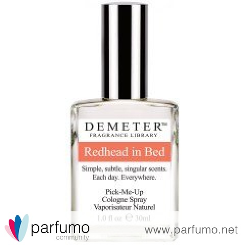 Redhead in Bed von Demeter Fragrance Library / The Library Of Fragrance