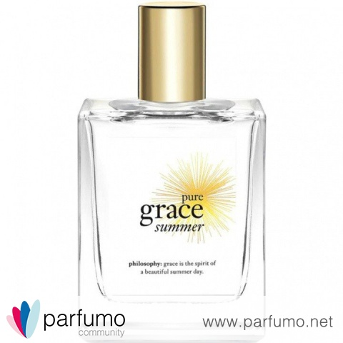 Pure Grace Summer by Philosophy