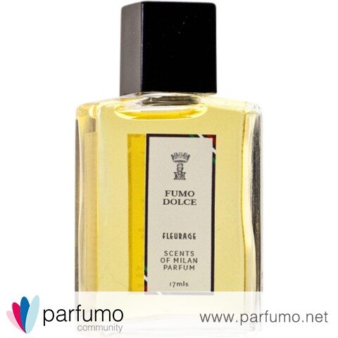 Fumo Dolce by Fleurage Perfume Atelier