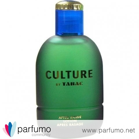 Culture by Tabac (1996) (After Shave Lotion) von Mäurer & Wirtz