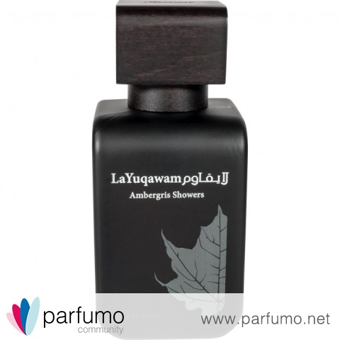La Yuqawam Ambergris Showers by La Yuqawam Ambergris Showers