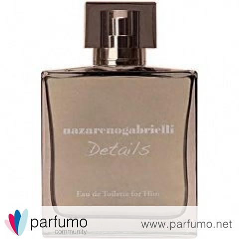 Details for Him (Eau de Toilette) by Nazareno Gabrielli
