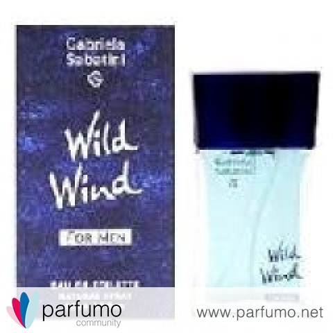 Wild Wind for Men von Gabriela Sabatini