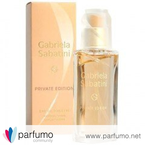 Private Edition by Gabriela Sabatini