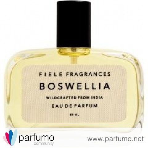 Boswellia von Fiele Fragrances