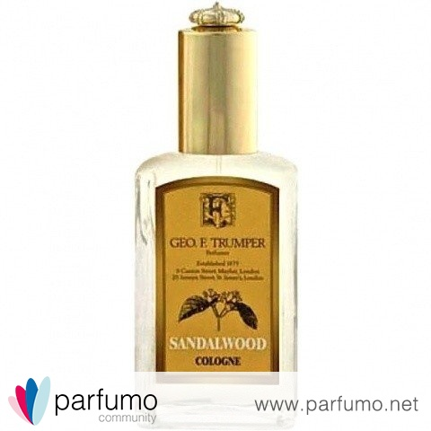 Sandalwood Cologne by Geo. F. Trumper