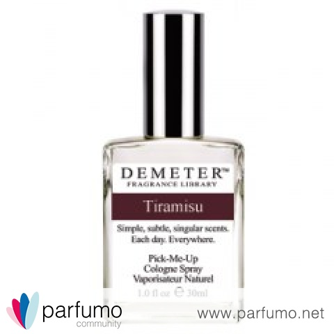 Tiramisu by Demeter Fragrance Library / The Library Of Fragrance